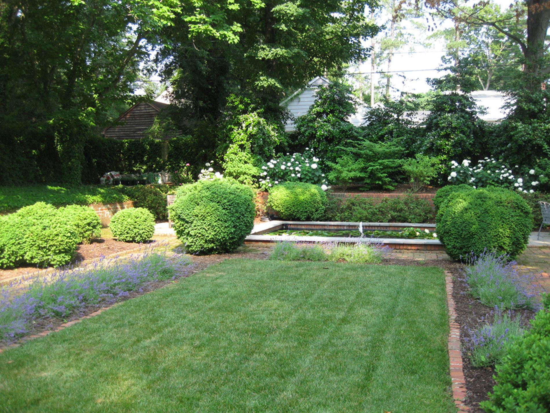 Gillette Garden Renovation, Richmond, Virginia