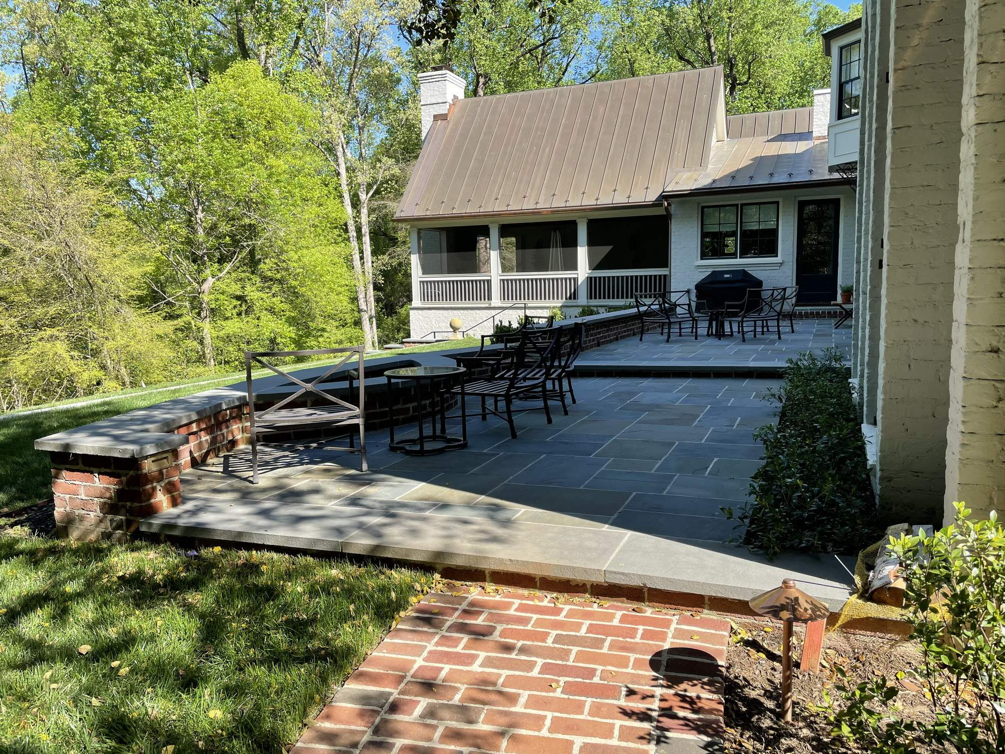 Clovelly Road Residence, Richmond, Virginia